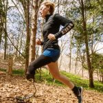 'Forrest Stump's' 1,500 miles a small step to advocate for better athletic prosthesis access