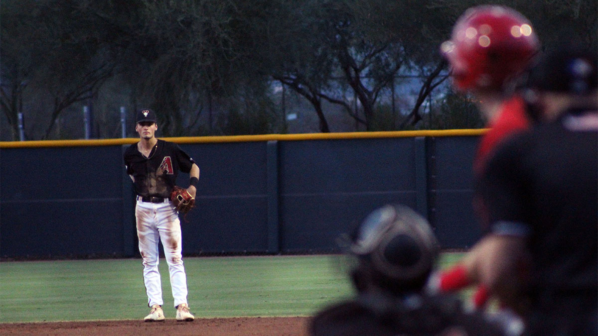 Arizona Diamondbacks prospect Blaze Alexander