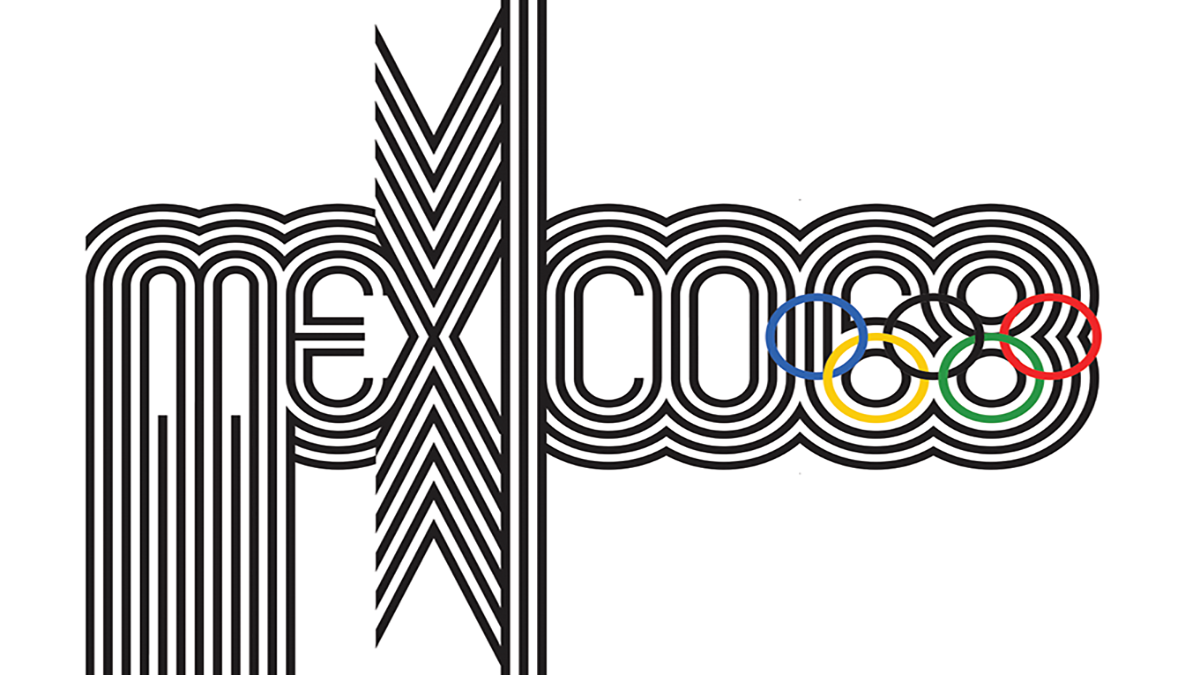 Artistic and cultural program of the games of the XIX Olympiad logo
