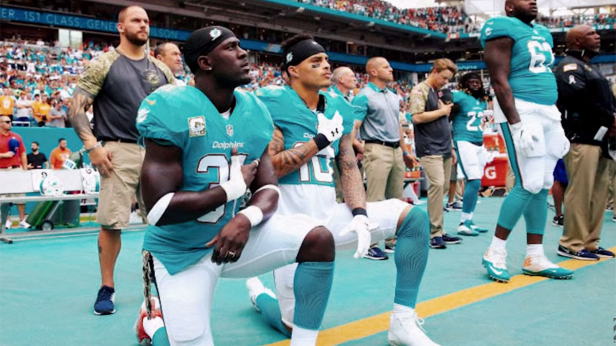 Miami Dolphins' Kenny Stills: Why I will continue to protest