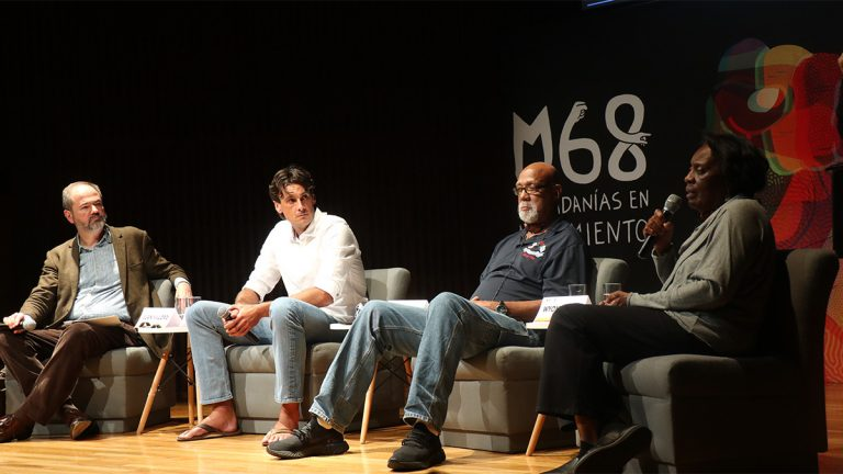 GlobalSport Matters, John Carlos, Wyomia Tyus, Juan Villoro, Chris Kluwe, UNAM