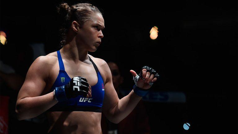 Ronda Rousey, UFC