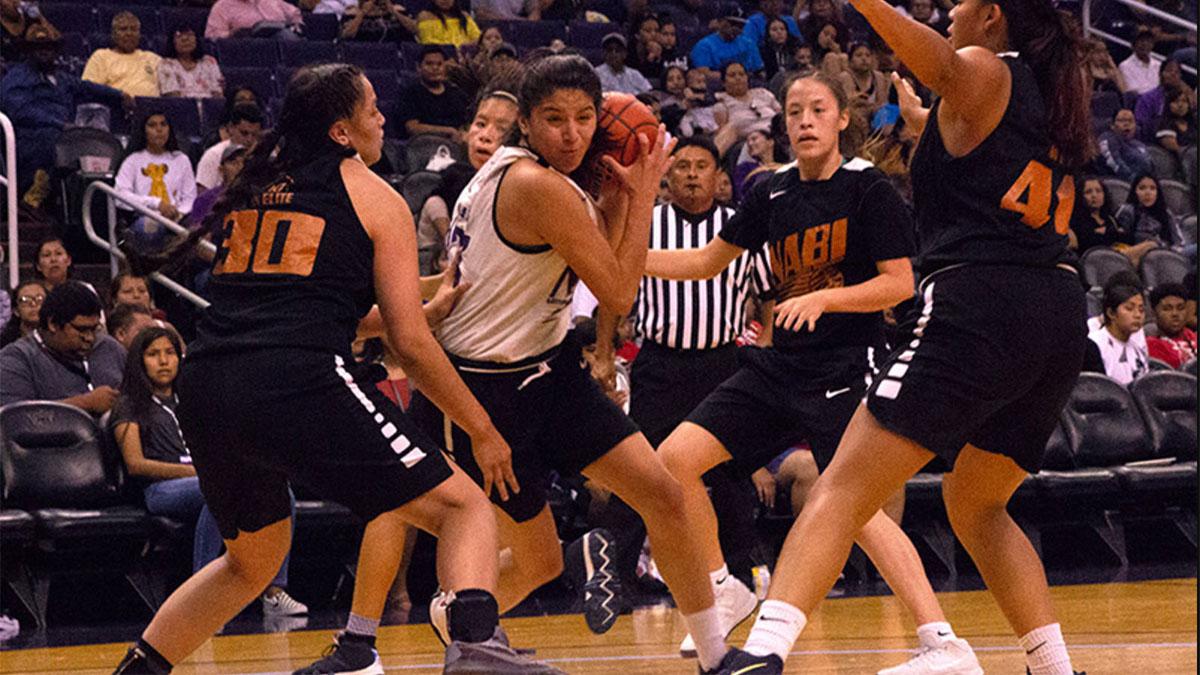 Beyond the reservation: NABI focuses on basketball, education
