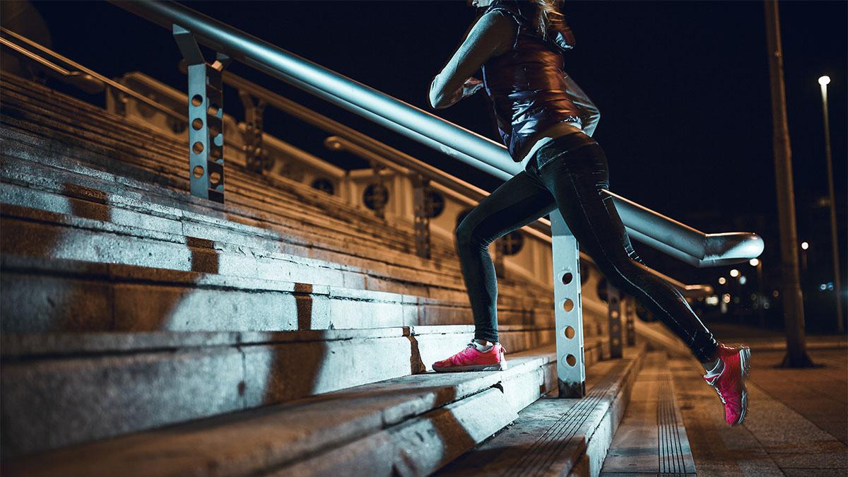 Running, fitness