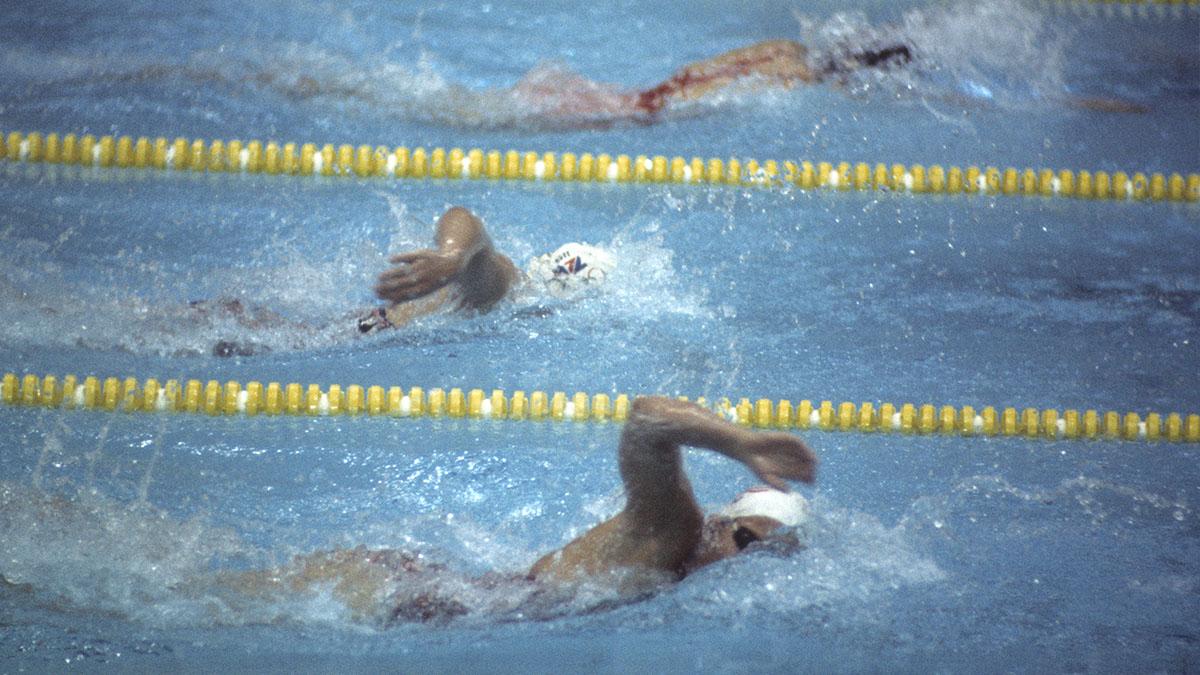 1976 Summer Olympic Games, doping, Shirley Babishaw
