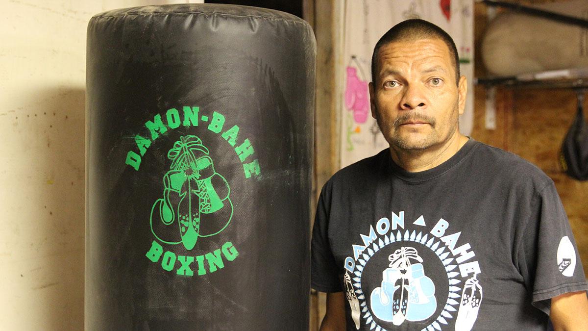 boxing, navajo, bahe