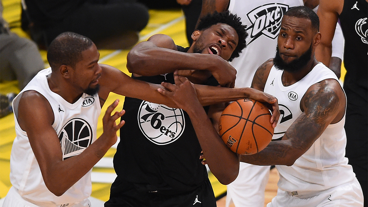 """... DeMar Derozan or LeBron James  This year s NBA All-Star Game will give  fans the option to watch """"iso-cam"""" feeds of specific players. 6236ee980"""