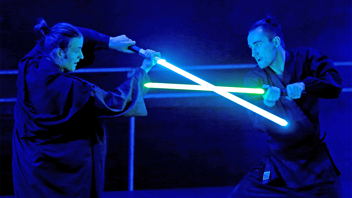 Obi-wan, you're the only hope for the French Fencing Federation
