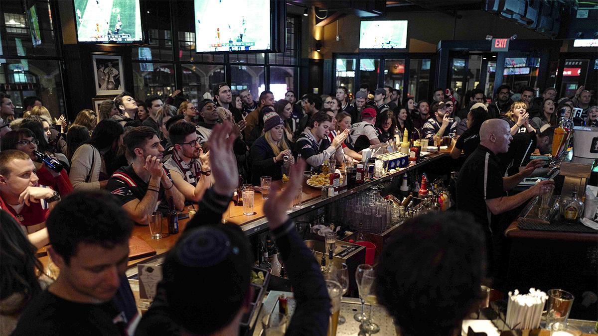 Super Bowl, fans, TV