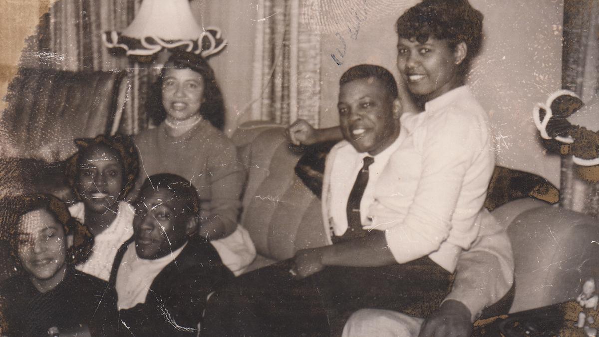 Bill White, Willie Mays, Mesa