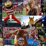 March Madness? More like Mascot Madness!