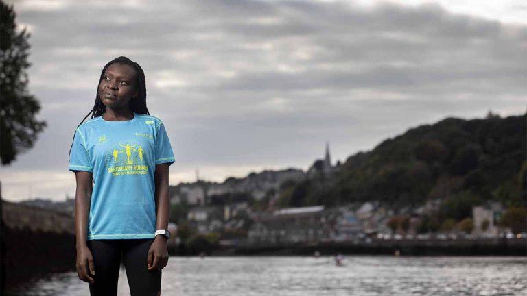 Sanctuary Runners, Ireland, Sisie