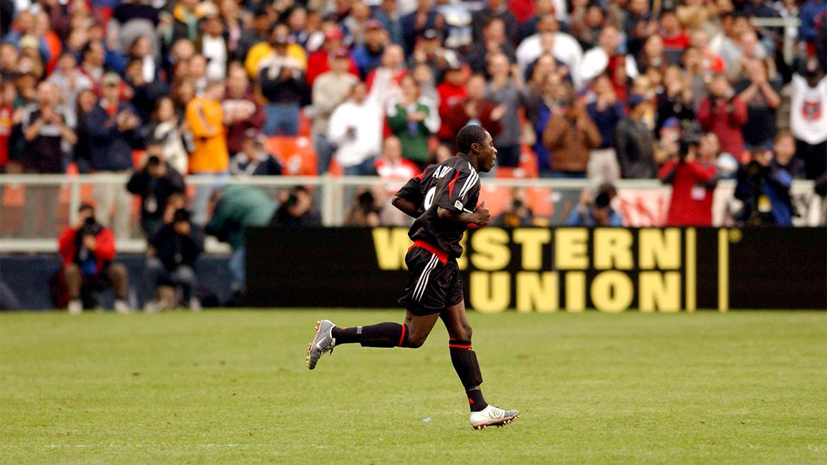 Freddy Adu, D.C. United, MLS