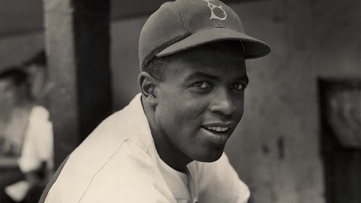 Jackie Robinson, Dodgers, MLB