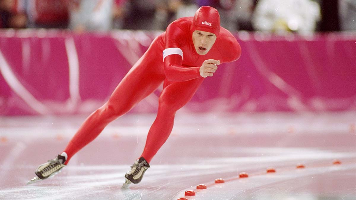 Johann Olav Koss, Right to Play, Olympics, speed skating, gold medal