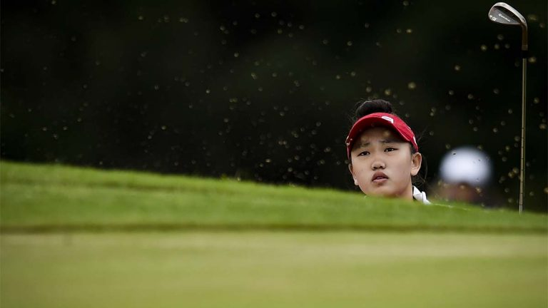 Lucy Li, golf, LPGA