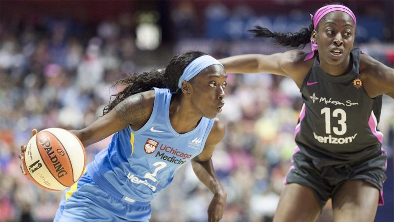 WNBA players in Europe