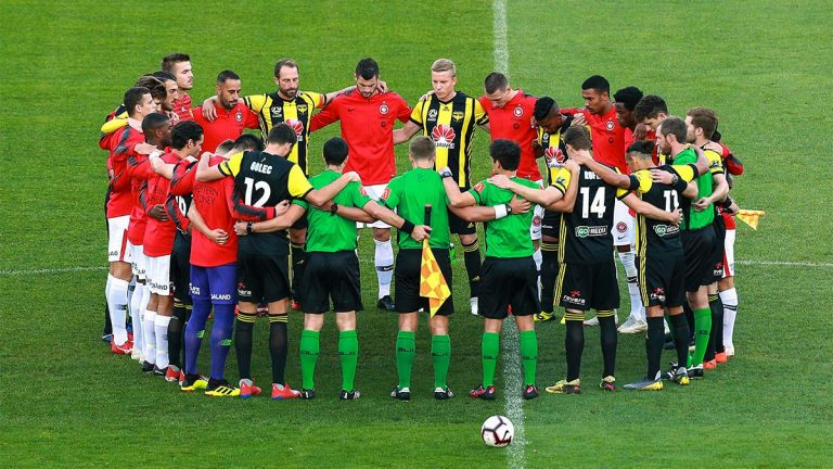 Wellington, New Zealand, Wellington Phoenix, Western Sydney Wanderers