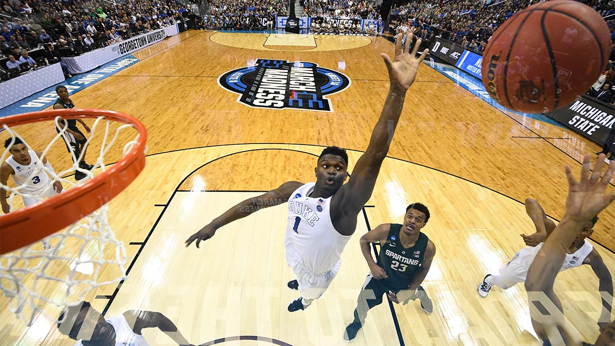Zion Williamson, NCAA, NCAA Tournament
