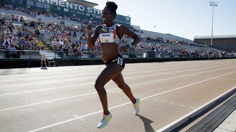 Alysia Montaño, Nike, pregnant, runner