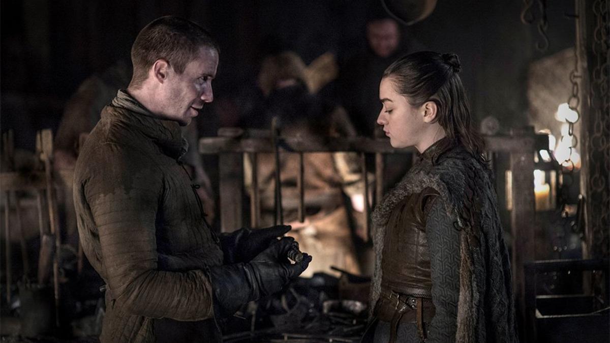 Game of Thrones, Arya Stark, Gendry