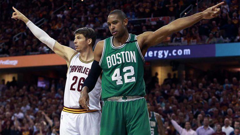NBA, Cleveland Cavaliers, Kyle Korver, Boston Celtics, Al Horford