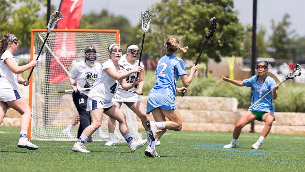 Pitt lacrosse, women's lacrosse
