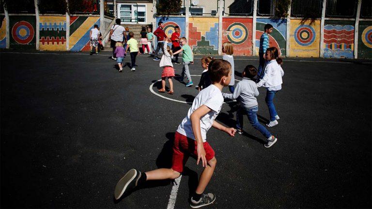 recess, school, elementary school