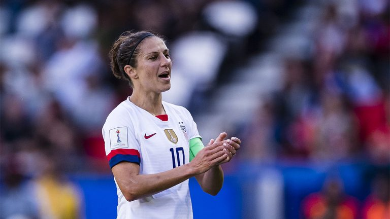 Carli Lloyd, USWNT, Women's World Cup