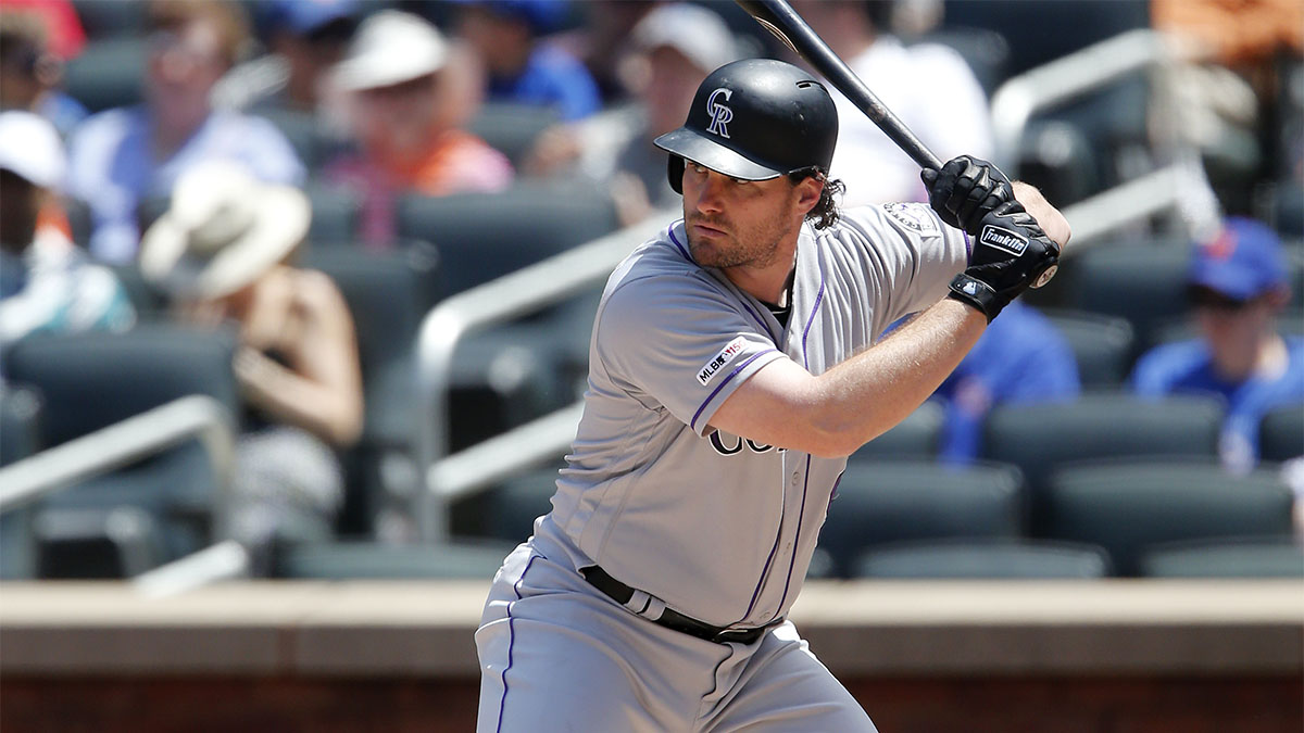 Daniel Murphy, Colorado Rockies, analytics, MLB