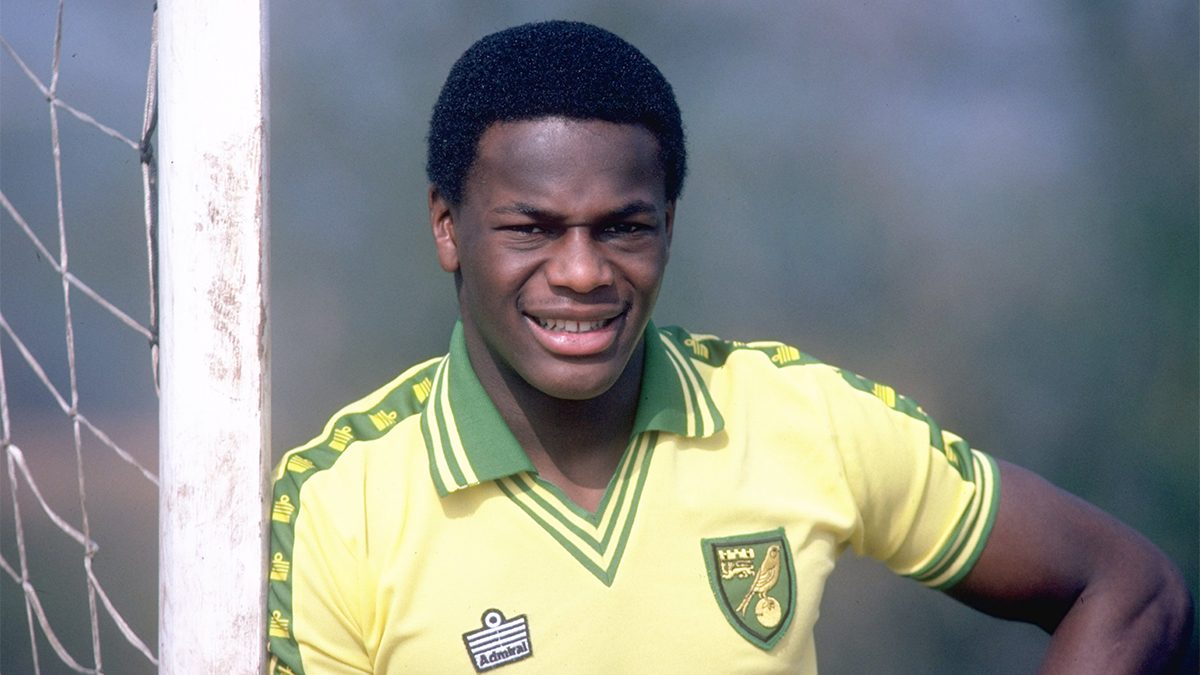 Justin Fashanu, Norwich City, Premier League