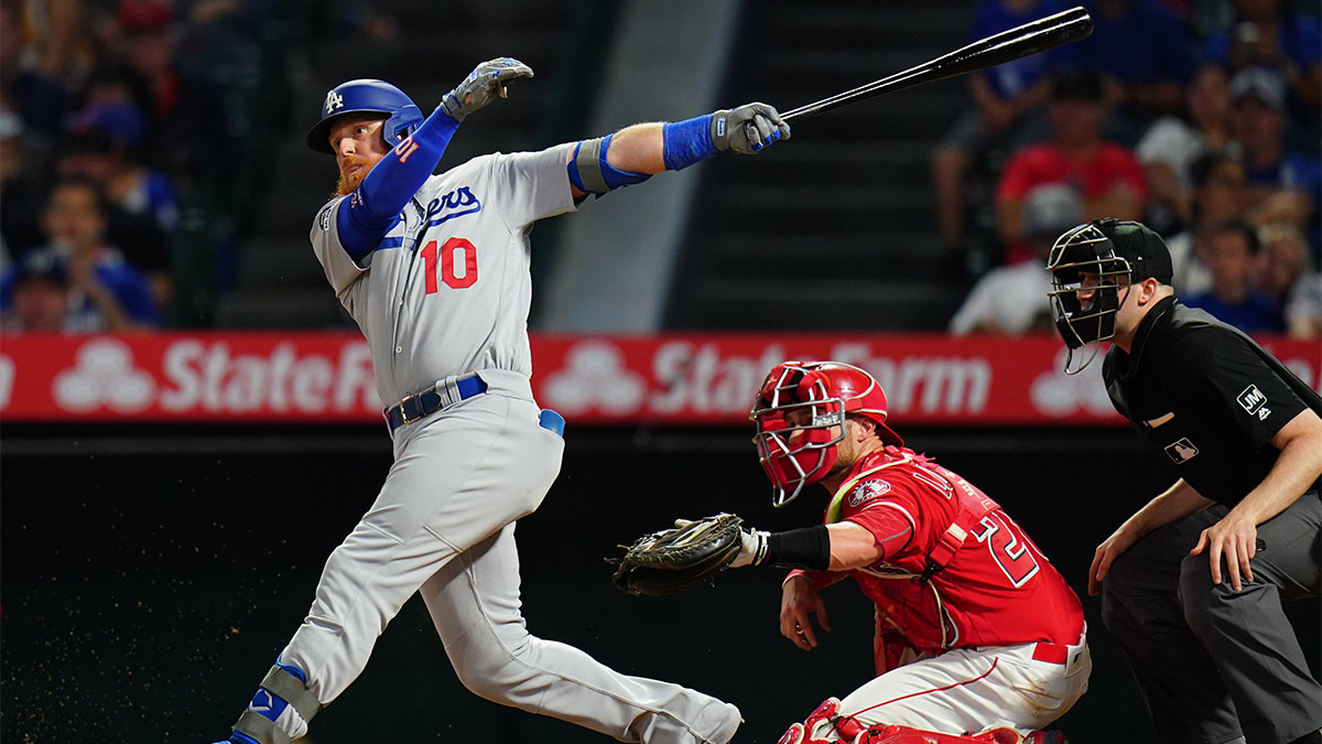 Justin Turner, Los Angeles Dodgers, analytics, MLB