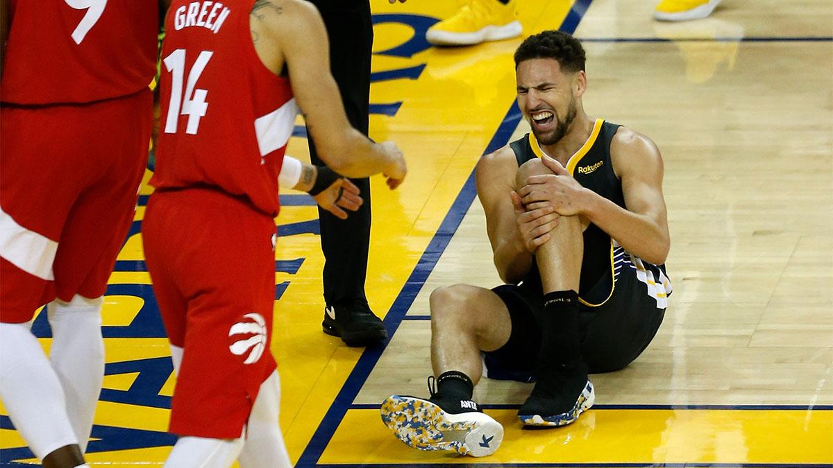 Klay Thompson, Golden State Warriors, NBA, NBA Finals
