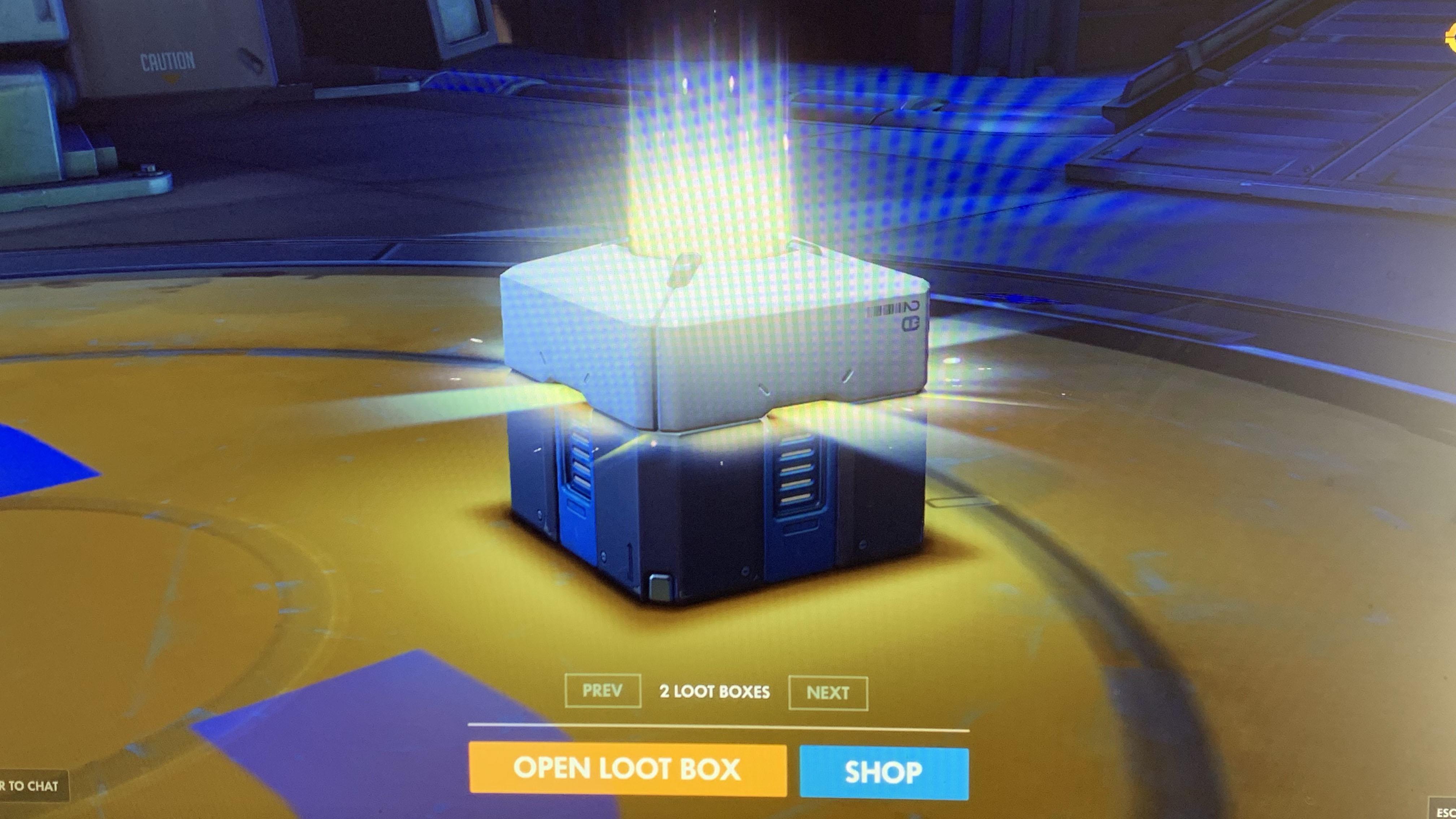 esports, loot box,