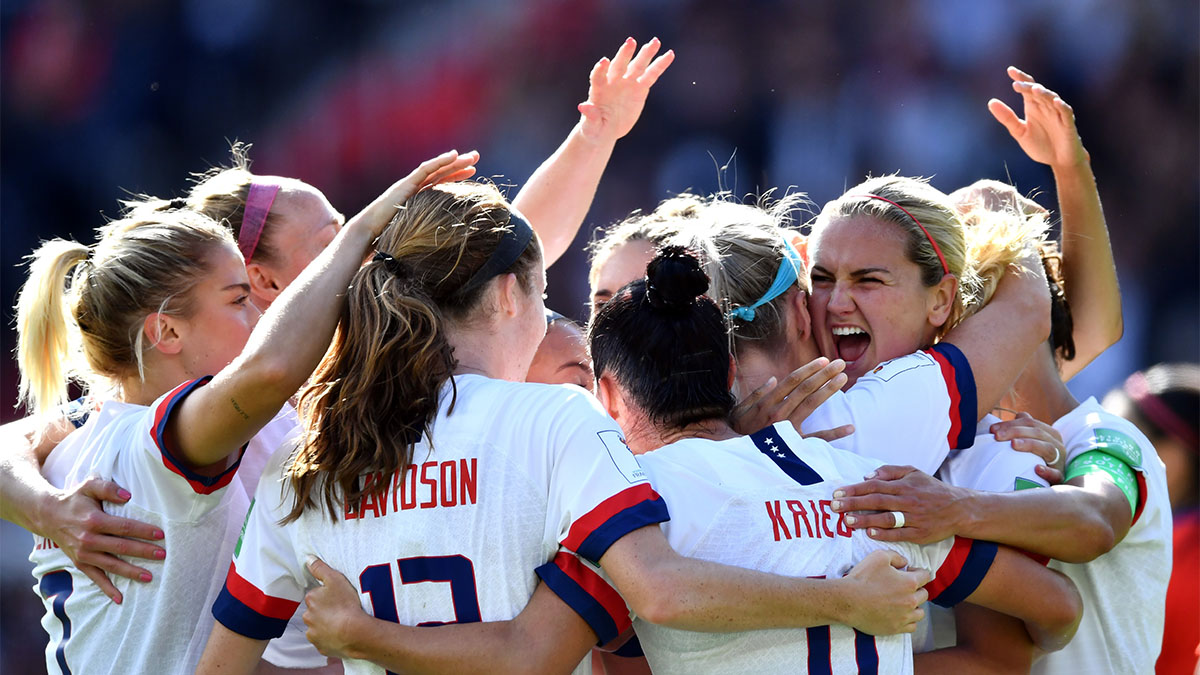 U.S. women's national soccer team, USWNT, Women's World Cup, Chile