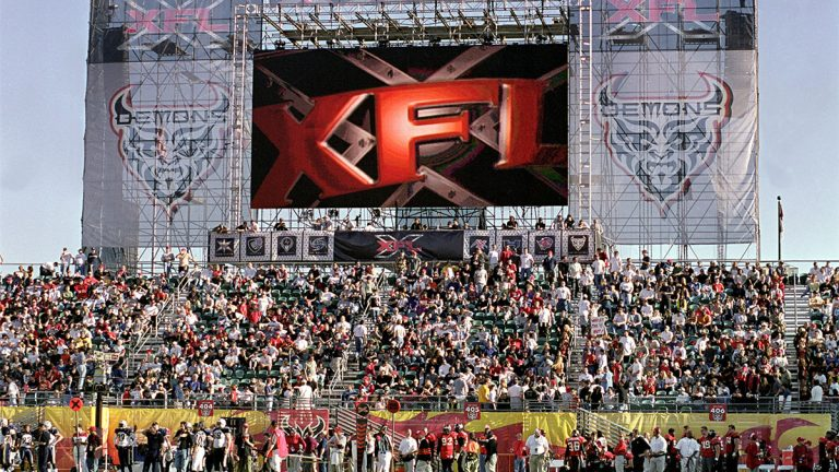 XFL, Los Angeles Xtreme, San Francisco Demons