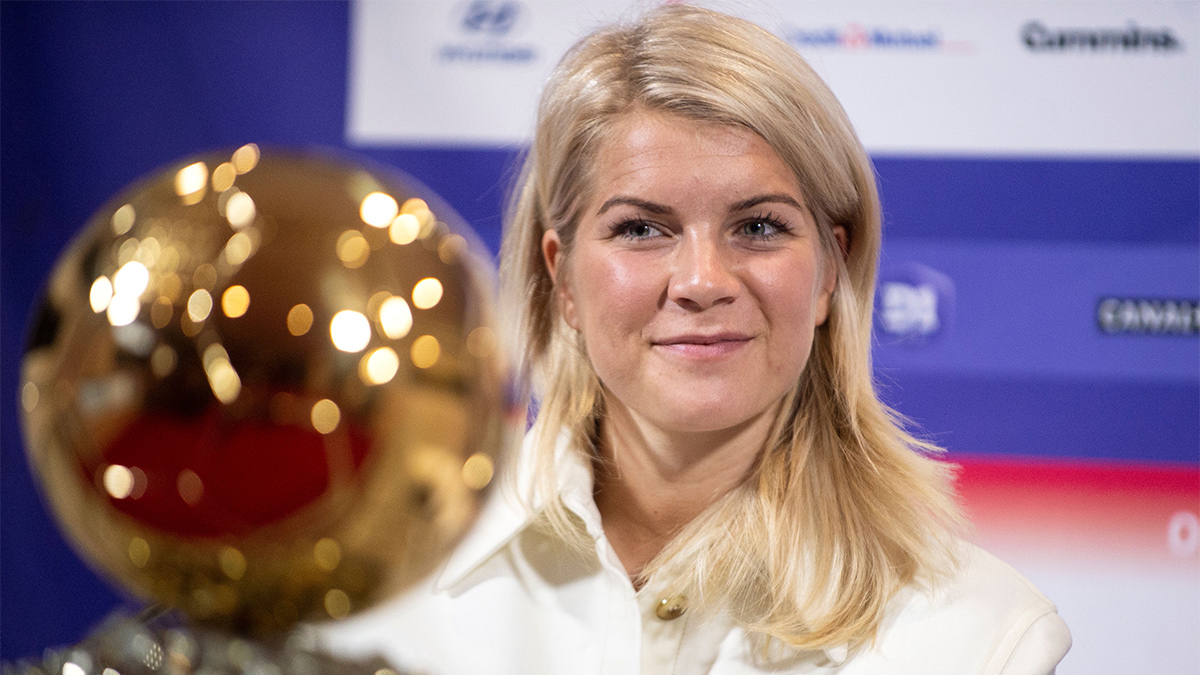 Ada Hegerberg, Ballon d'Or, Norway