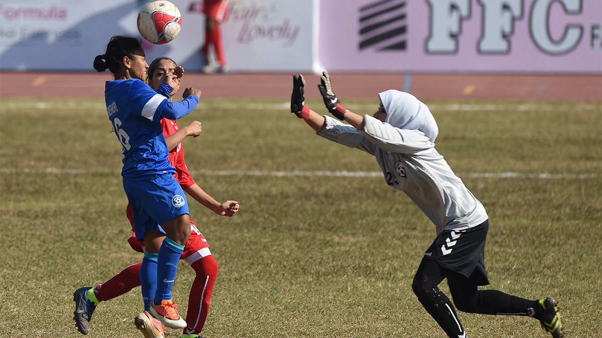 Afghanistan, women's soccer, women's football, corruption