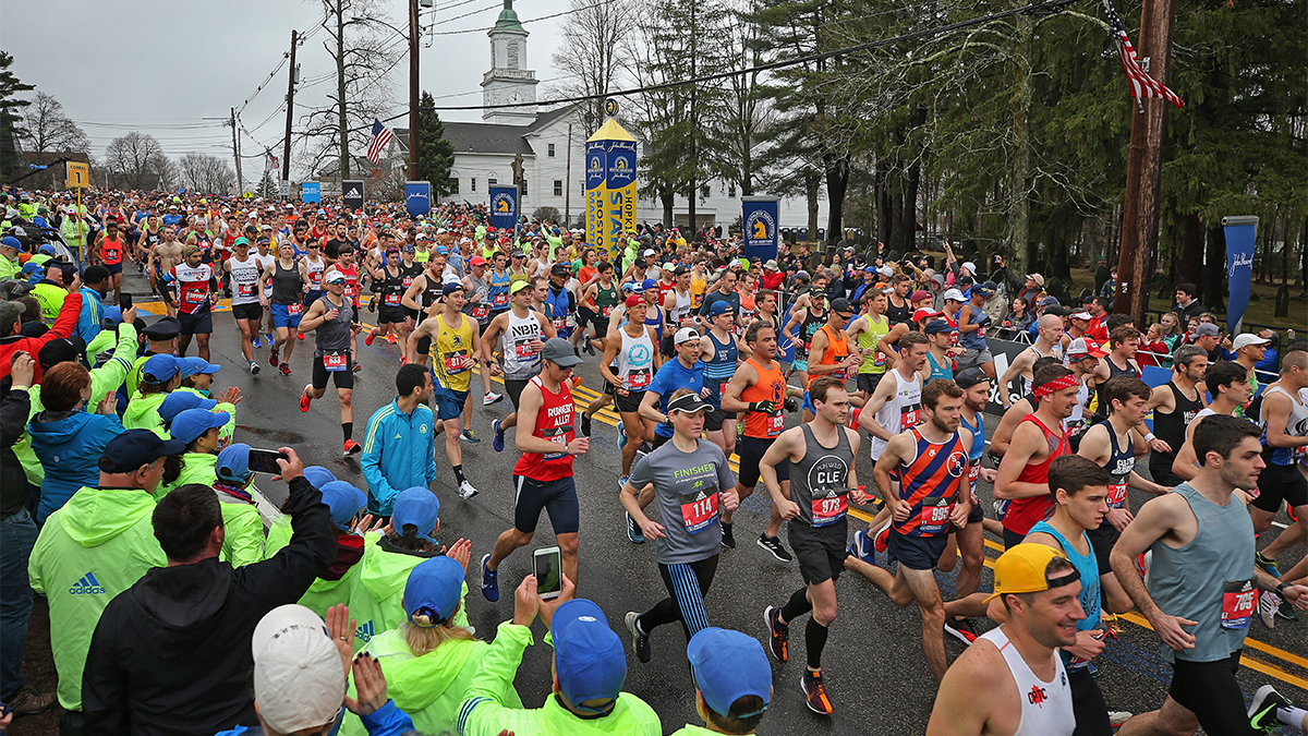 Boston Marathon, gut microbes