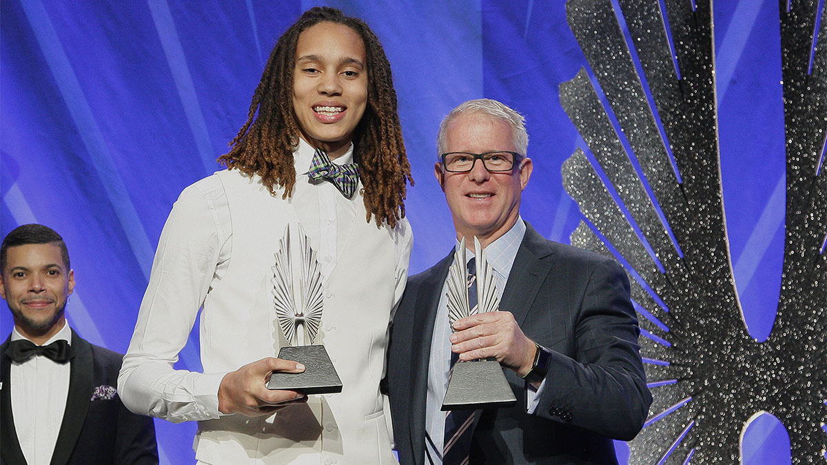 Brittney Griner, Phoenix Mercury, GLAAD Awards