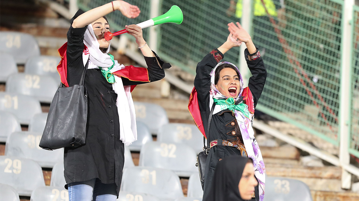 Iran, football, soccer, women