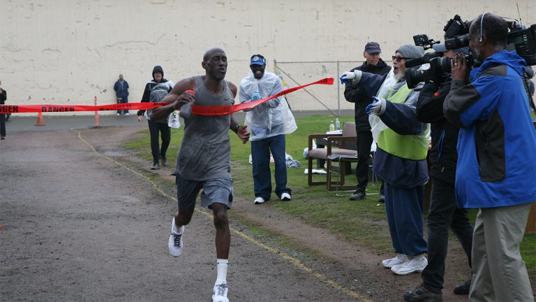Markelle Taylor, San Quentin Prison, San Quentin 1000 Mile Running Club