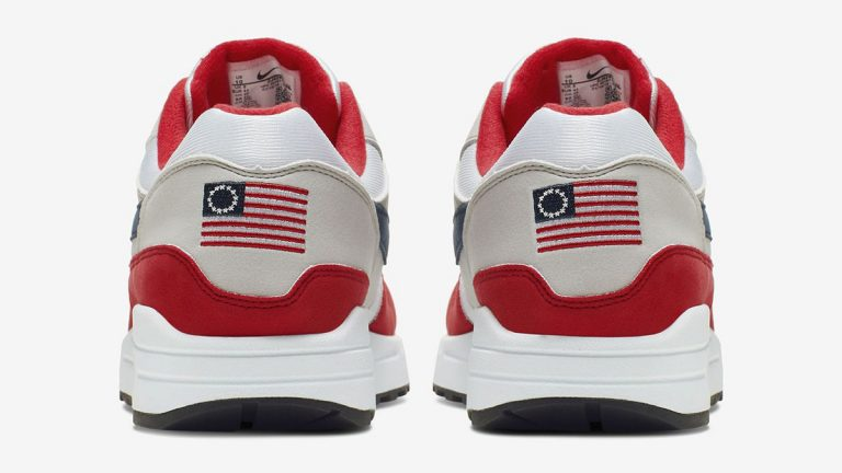 Nike, Betsy Ross, shoes