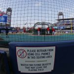 Leagues taking steps to further protect fans from foul balls