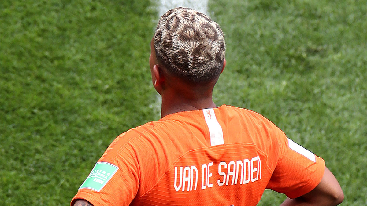 Shanice Van De Sanden, Netherlands, Women's World Cup