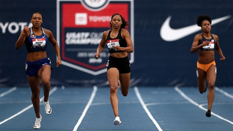 Allyson Felix, track and field, USATF Outdoor Championship