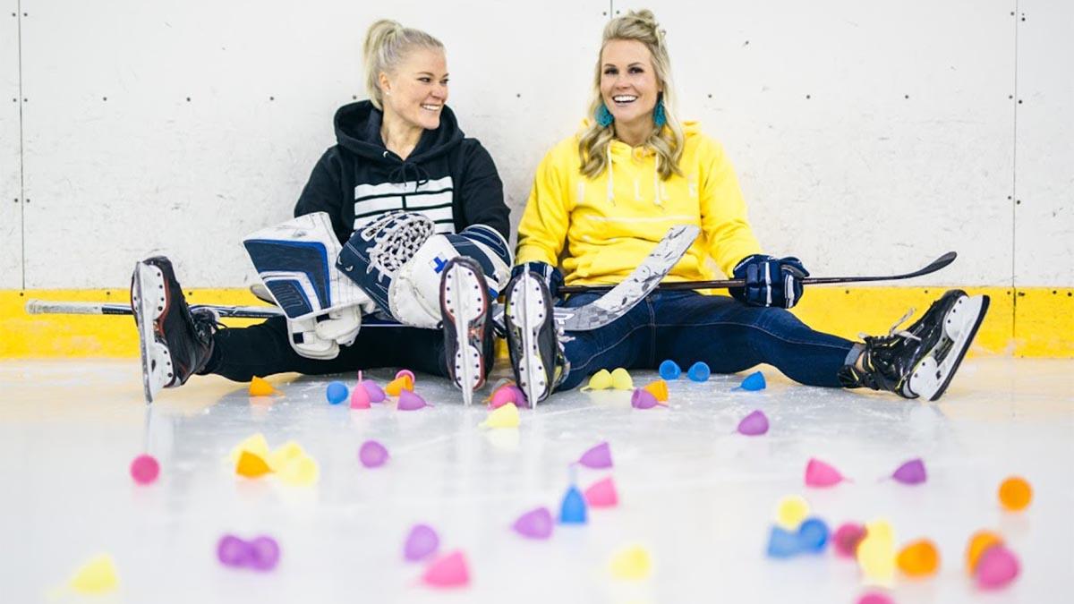 Noora Raty, Annina Rajahuhta, Finland, Lunette