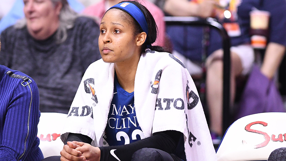 Maya Moore, Minnesota Lynx, WNBA, Jonathan Irons