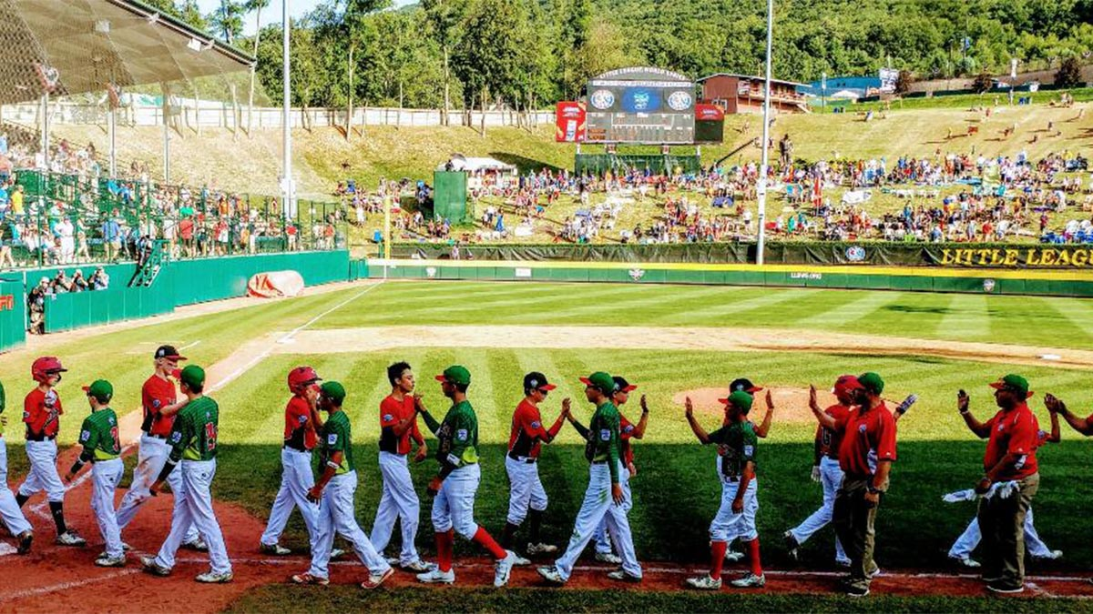 Mexico, Canada, Little League Baseball World Series