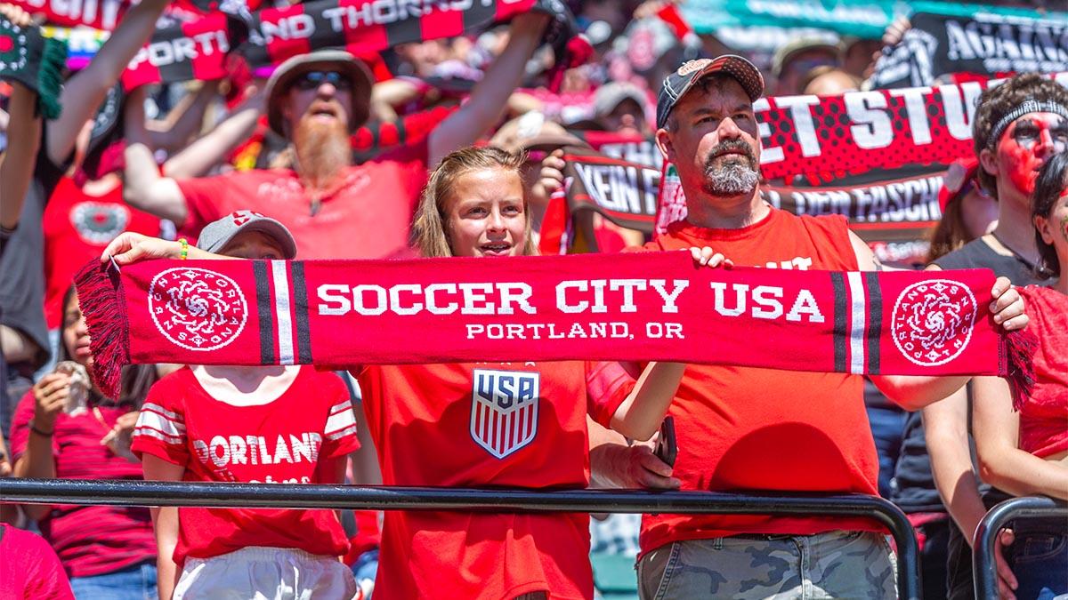 NWSL, Portland, soccer
